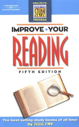 Improve Your Reading  5th 2005 (Revised) 9781401889159 Front Cover