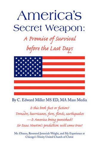 America's Secret Weapon   2009 edition cover