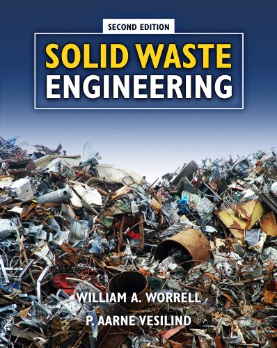 Solid Waste Engineering  2nd 2012 9781439062159 Front Cover