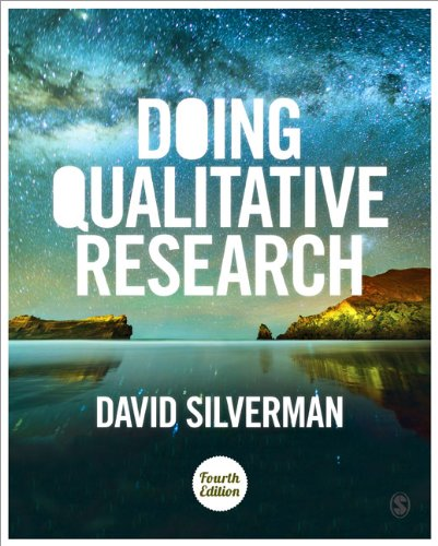 Doing Qualitative Research A Practical Handbook 4th 2013 edition cover