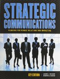 Strategic Communications Planning for Effective Public Relations and Marketing:   2014 edition cover