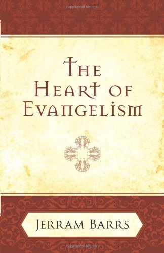 Heart of Evangelism  N/A edition cover