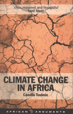 Climate Change in Africa   2008 9781848130159 Front Cover
