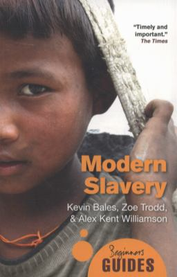 Modern Slavery A Beginner's Guide  2011 edition cover