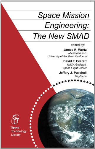 Space Mission Engineering The New SMAD  2011 edition cover