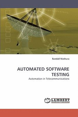Automated Software Testing  N/A 9783838337159 Front Cover