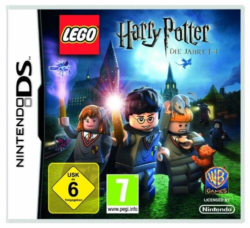 Lego Harry Potter - Die Jahre 1 - 4 Nintendo DS artwork