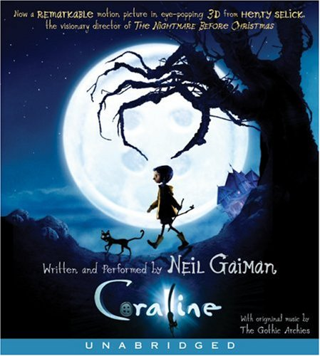 Coraline Movie Tie-In:  2008 edition cover