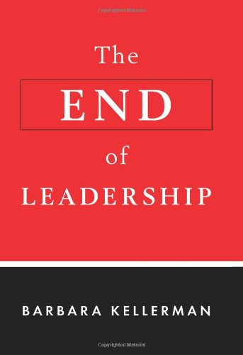 End of Leadership   2012 edition cover