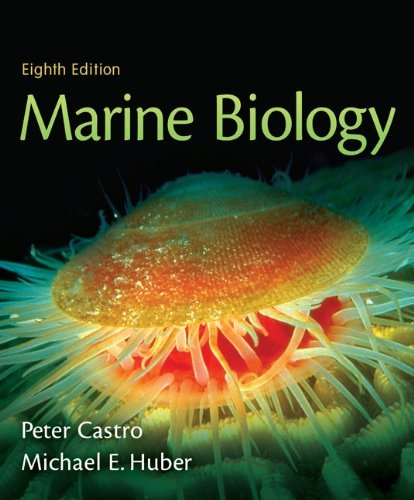 Marine Biology  8th 2010 edition cover