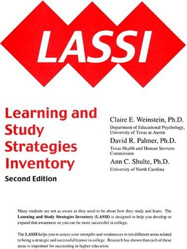 Online LASSI Pincard  2nd 2006 edition cover