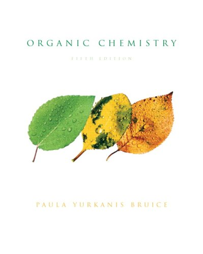 Organic Chemistry  5th 2007 (Revised) 9780131963160 Front Cover