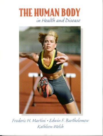 Human Body in Health and Disease   2000 edition cover