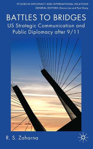 Battles to Bridges US Strategic Communication and Public Diplomacy After 9/11  2014 9780230202160 Front Cover