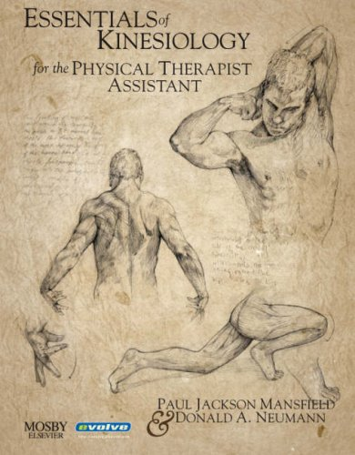 Essentials of Kinesiology for the Physical Therapist Assistant   2009 edition cover
