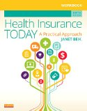 Workbook for Health Insurance Today A Practical Approach 5th edition cover