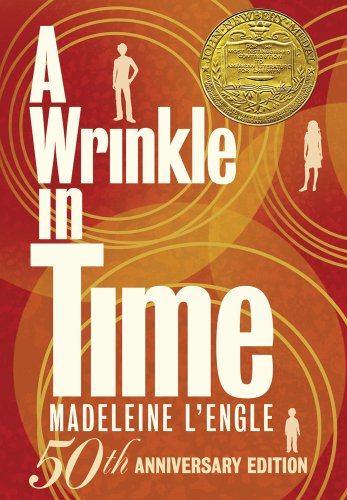 Wrinkle in Time  50th 2012 edition cover