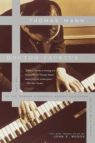 Doctor Faustus The Life of the German Composer Adrian Leverkuhn As Told by a Friend  1999 edition cover