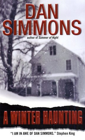 Winter Haunting   2002 edition cover