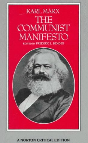 Communist Manifesto   1988 edition cover