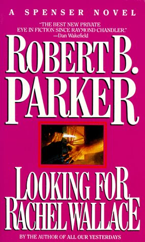 Looking for Rachel Wallace   1980 (Reprint) edition cover