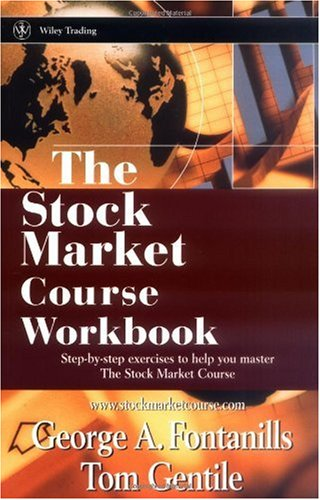 Stock Market Course   2001 (Workbook) 9780471393160 Front Cover