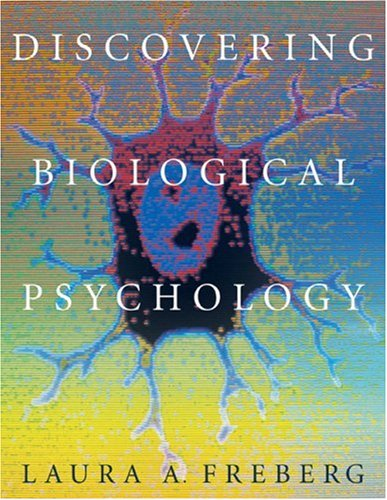 Discovering Biological Psychology   2006 edition cover