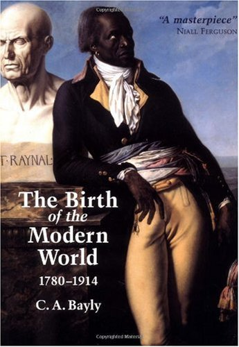 Birth of the Modern World, 1780-1914   2003 edition cover