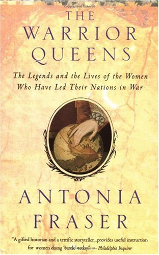 Warrior Queens  N/A edition cover