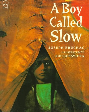 Boy Called Slow  N/A edition cover
