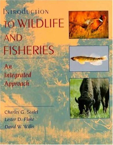 Introduction to Wildlife and Fisheries  N/A edition cover