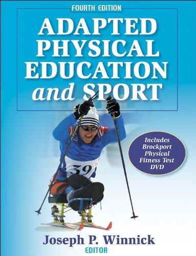 Adapted Physical Education and Sport  4th 2005 (Revised) edition cover
