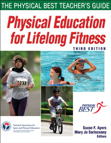Physical Education for Lifelong Fitness The Physical Best Teachers Guide 3rd 2011 edition cover