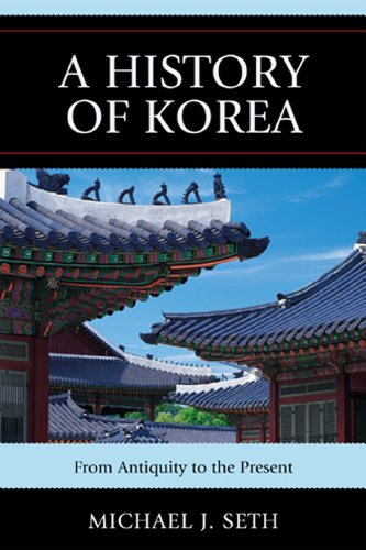 History of Korea From Antiquity to the Present  2011 edition cover