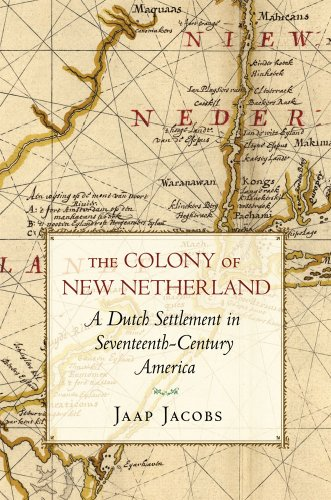 Colony of New Netherland A Dutch Settlement in Seventeenth-Century America  2009 edition cover