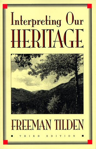 Interpreting Our Heritage  3rd 1967 (Revised) edition cover