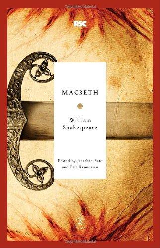 Macbeth  N/A edition cover