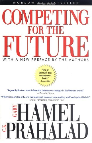 Competing for the Future   1996 edition cover