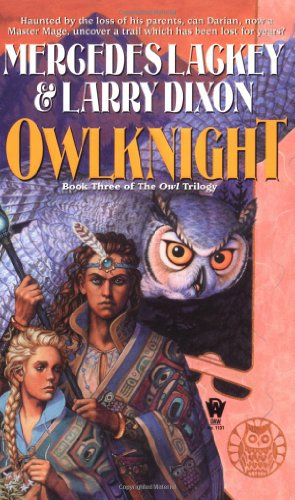 Owlknight   1999 (Reprint) 9780886779160 Front Cover