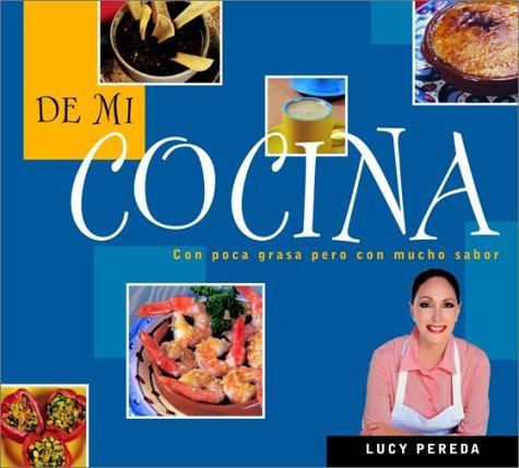 De Mi Cocina   2002 9781400002160 Front Cover