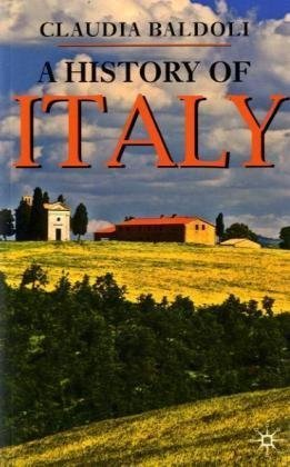History of Italy   2009 edition cover