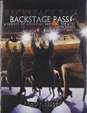 Back Stage Pass A Survey of American Musical Theater Revised  edition cover