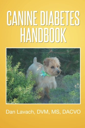 Canine Diabetes Handbook   2014 9781493156160 Front Cover