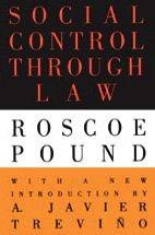 Social Control Through Law  N/A edition cover