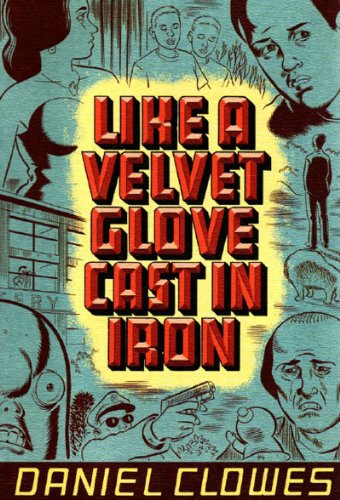 Like a Velvet Glove Cast in Iron   1993 edition cover