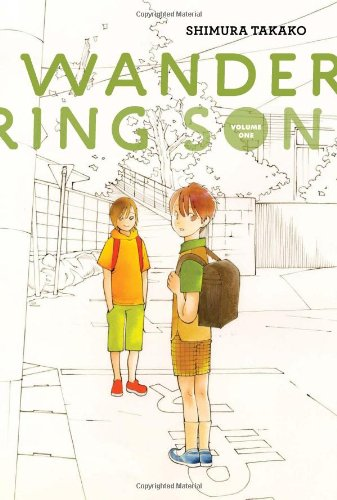 Wandering Son   2011 edition cover