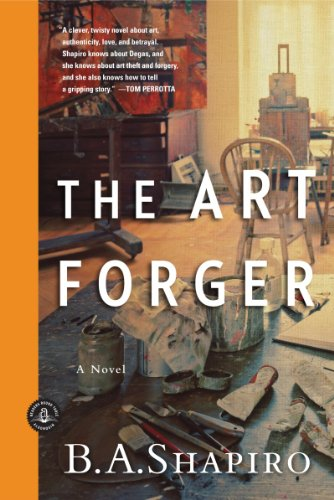 Art Forger   2014 edition cover