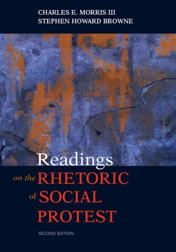 Readings on the Rhetoric of Social Protest  2nd 2006 edition cover