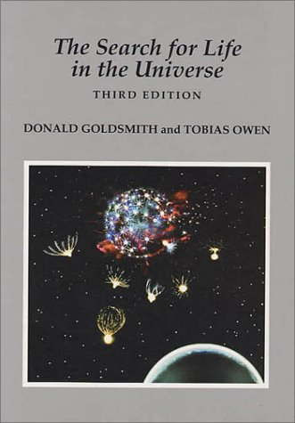 Search for Life in the Universe  3rd 2001 (Revised) edition cover