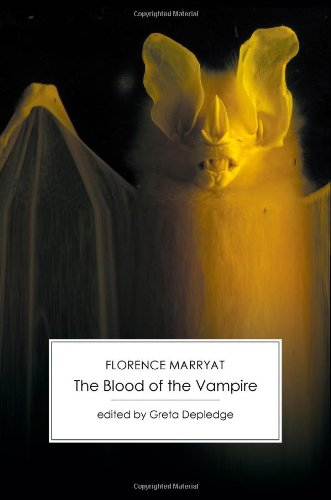 Blood of the Vampire   2010 edition cover